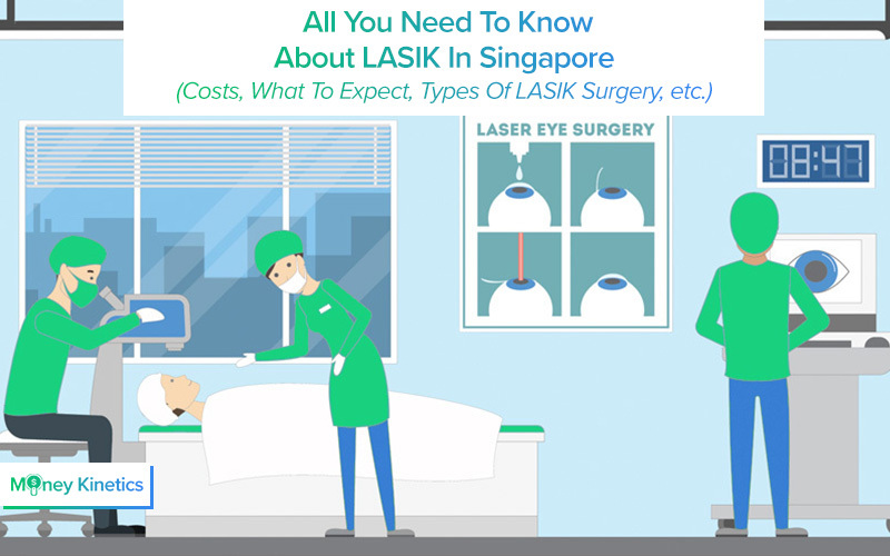 LASIK In Singapore: Considerations and Weighing the Cost between Private Clinics vs Public Hospitals