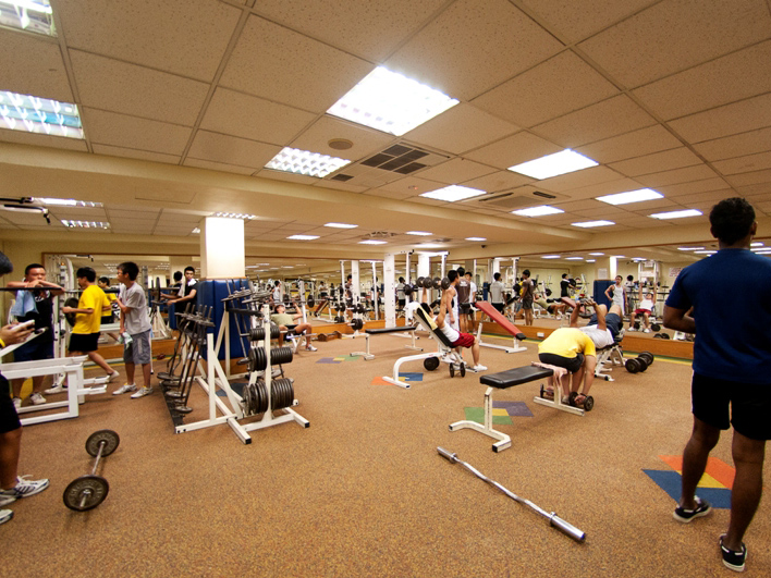 Clementi ActiveSG Gym