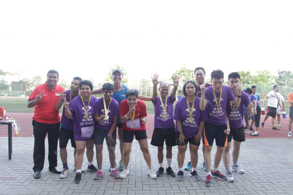 movement for the intellectually disabled of singapore volunteering