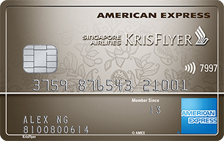 AMEX American Express singapore-airlines-krisflyer-ascend-credit-card