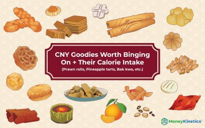 19 CNY Goodies Worth Gaining Those Extra Calories For This CNY 2020