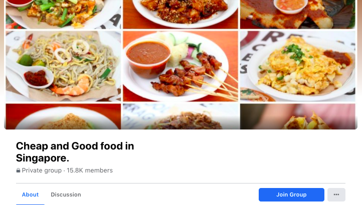 Cheap And Good Food In Singapore Facebook
